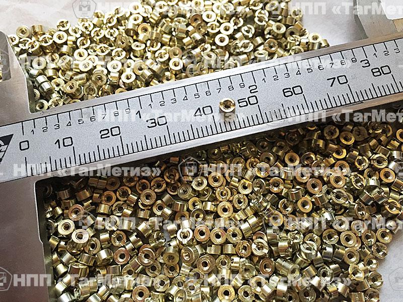 Гайки круглые со шлицем на торце ГОСТ 10657-80