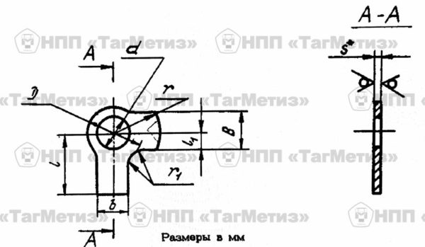 Шайба ОСТ 1 12395-77