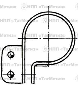 Хомут ОСТ 1 12101-75 - ОСТ 1 12104-75