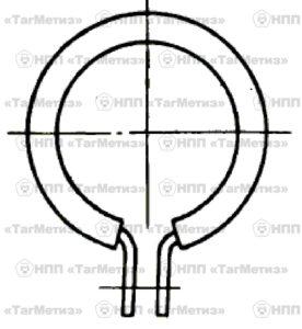 Хомут ОСТ 1 12105-75