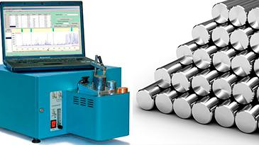 Услуги по определению химического состава металлов и сплавов